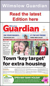 Wilmslow Guardian: read latest edition