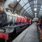 Wilmslow Guardian: The Wizarding World of Harry Potter - Hogwarts Express at Universal Orlando Resort.